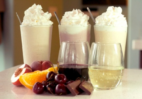 Wine is now paired with milkshakes and fruit in America. Somewhere in France, the Bastille is being stormed. (The Counter)